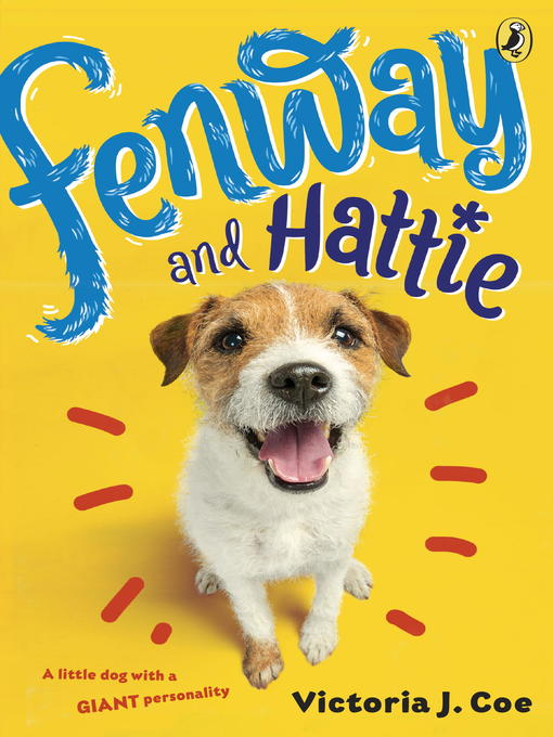 Cover of Fenway and Hattie Series, Book 1