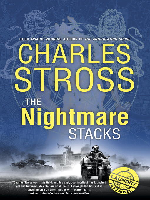 Title details for The Nightmare Stacks by Charles Stross - Available
