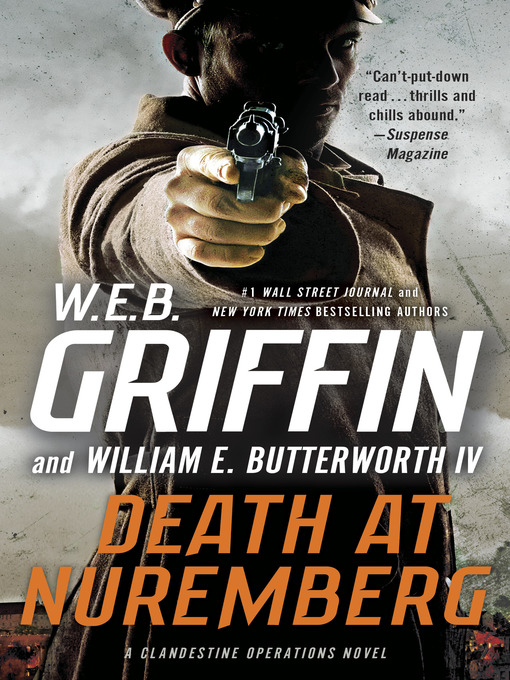 Title details for Death at Nuremberg by W.E.B. Griffin - Available
