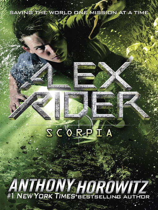 Title details for Scorpia by Anthony Horowitz - Available