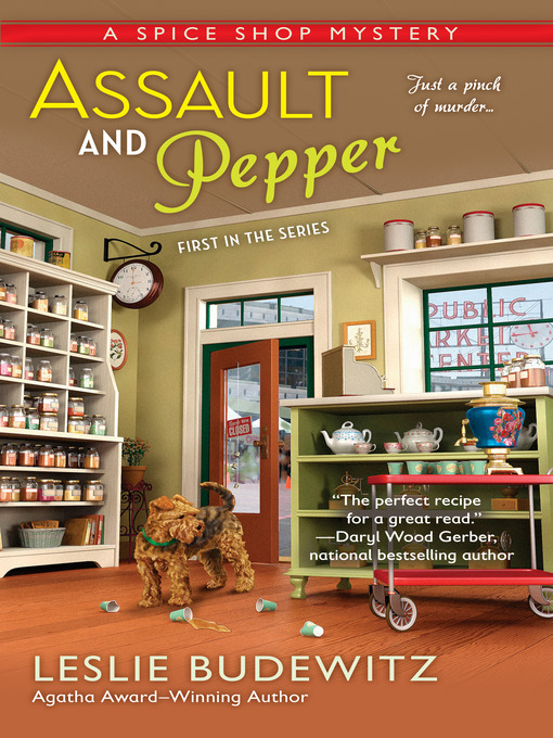 Title details for Assault and Pepper by Leslie Budewitz - Wait list