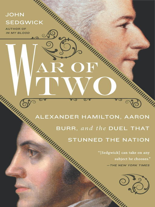 Title details for War of Two by John Sedgwick - Wait list