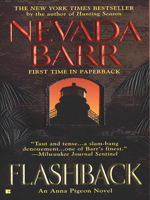 Title details for Flashback by Nevada Barr - Wait list