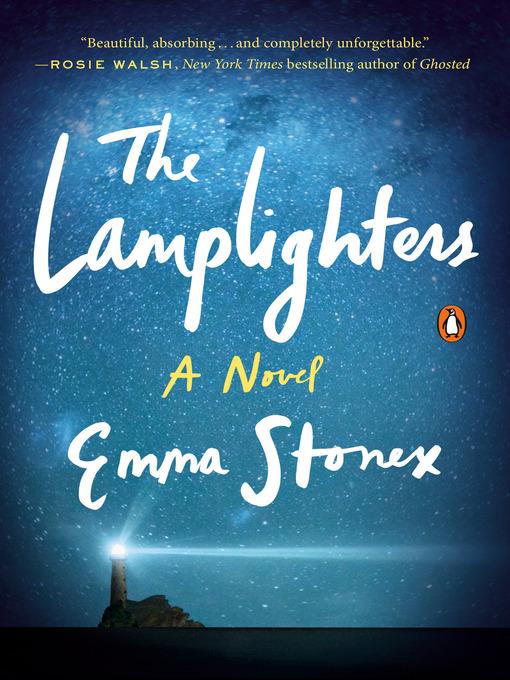 Title details for The Lamplighters by Emma Stonex - Wait list