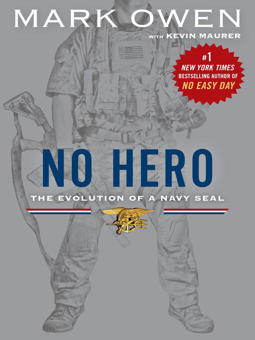 Cover of No Hero