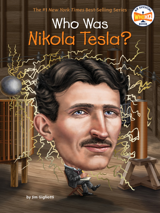 Cover of Who Was Nikola Tesla?
