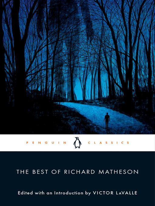 Title details for The Best of Richard Matheson by Richard Matheson - Available