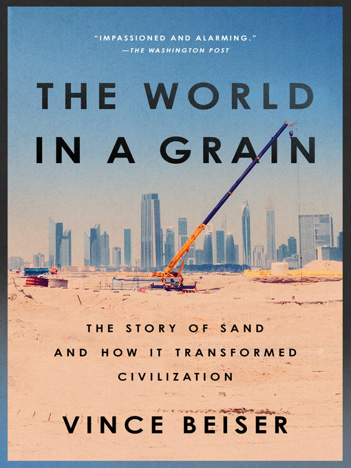 Cover of The World in a Grain