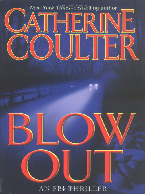 Title details for Blowout by Catherine Coulter - Wait list