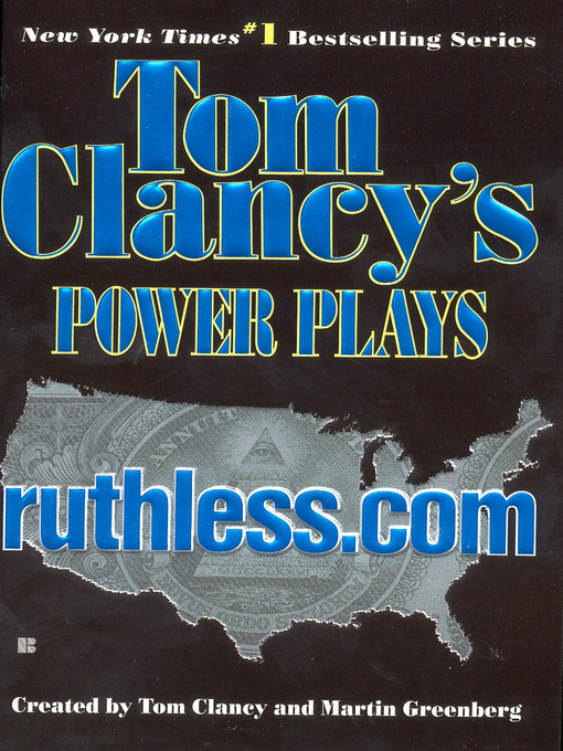 Title details for Ruthless.com by Tom Clancy - Wait list