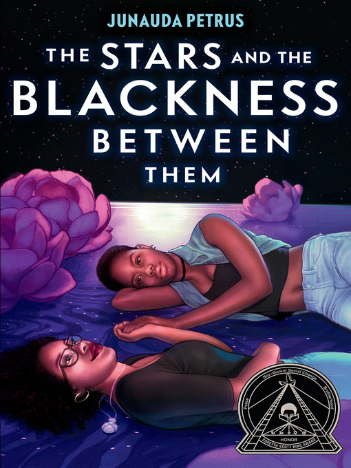 The Stars and the Blackness Between Them, book cover
