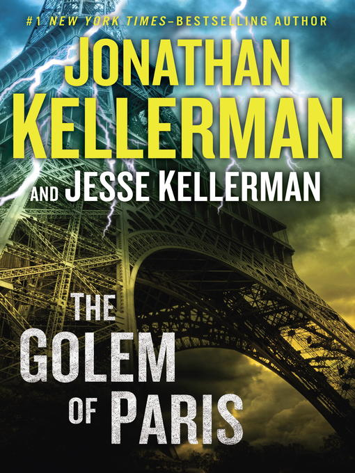 Title details for The Golem of Paris by Jonathan Kellerman - Wait list