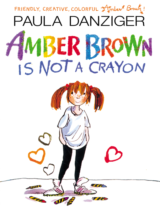 Amber Brown Is Not a Crayon Amber Brown Series, Book 1