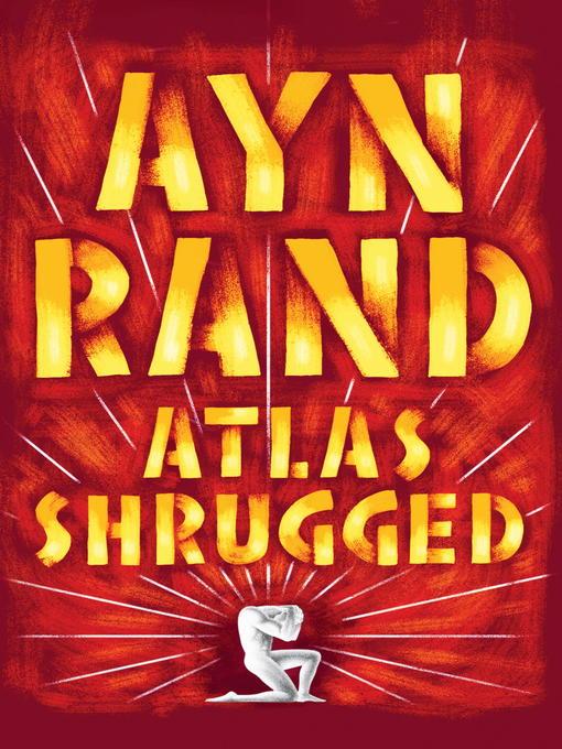Book cover of Atlas shrugged