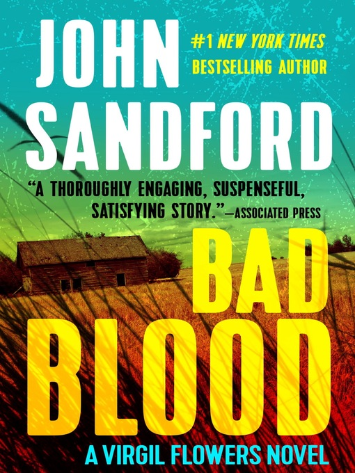 Title details for Bad Blood by John Sandford - Available