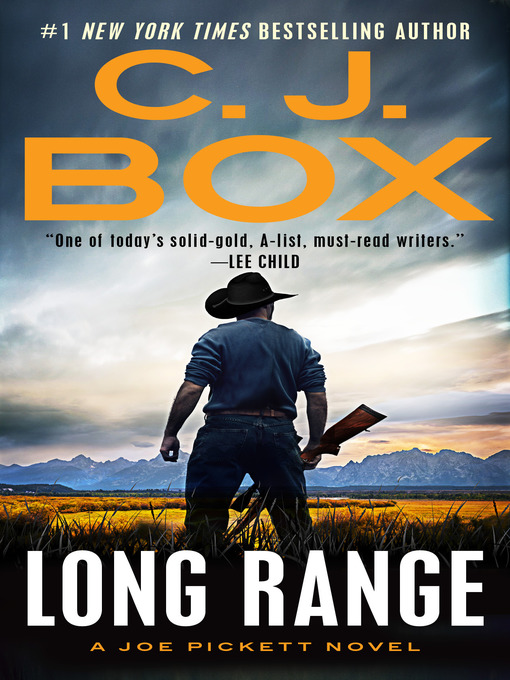 Title details for Long Range by C. J. Box - Wait list