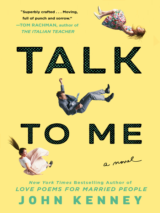 Title details for Talk to Me by John Kenney - Wait list