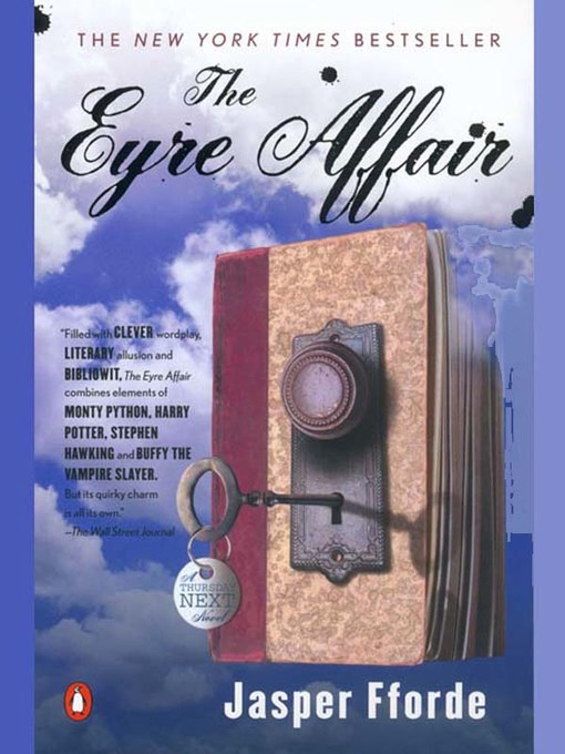 Title details for The Eyre Affair by Jasper Fforde - Wait list
