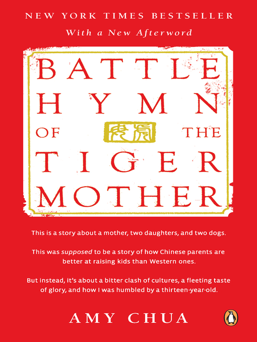 Title details for Battle Hymn of the Tiger Mother by Amy Chua - Available