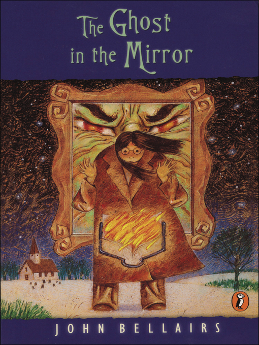 Cover of The Ghost in the Mirror