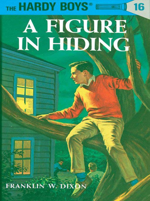 Title details for A Figure in Hiding by Franklin W. Dixon - Wait list