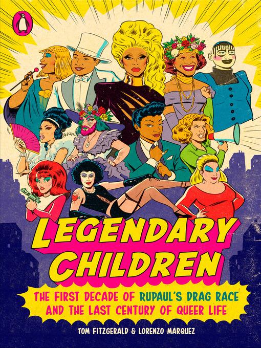 Title details for Legendary Children by Tom Fitzgerald - Wait list