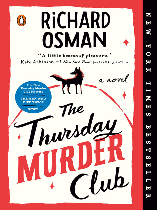 Title details for The Thursday Murder Club--A Novel by Richard Osman - Available