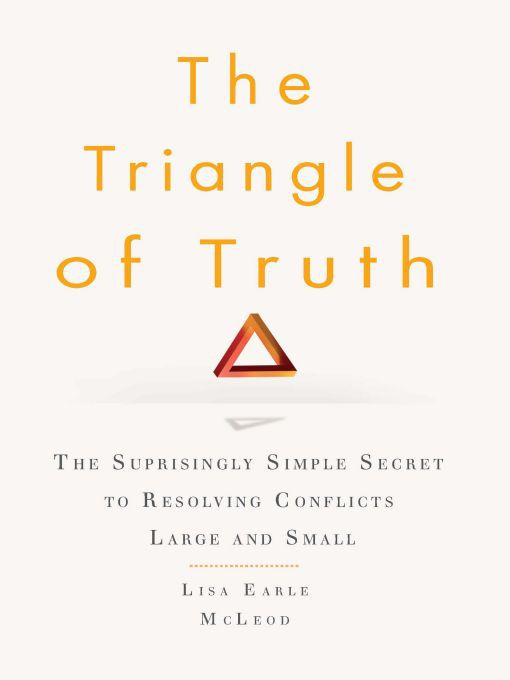 Title details for The Triangle of Truth by Lisa Earle Mcleod - Available