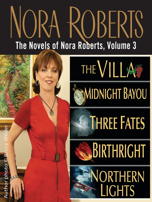 Title details for The Novels of Nora Roberts, Volume 3 by Nora Roberts - Wait list