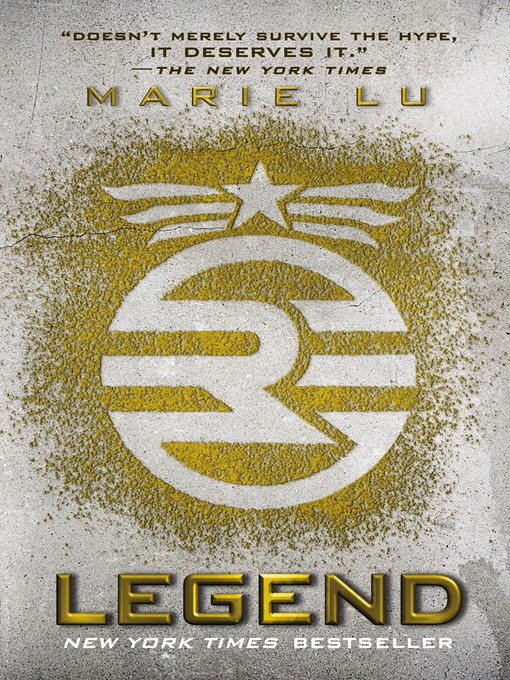 Title details for Legend by Marie Lu - Wait list