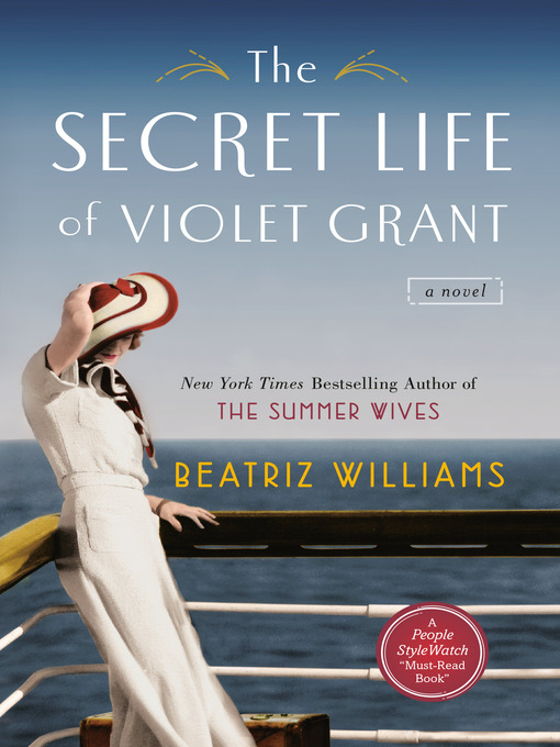 Title details for The Secret Life of Violet Grant by Beatriz Williams - Wait list