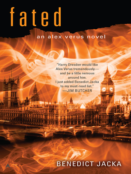 Title details for Fated by Benedict Jacka - Wait list