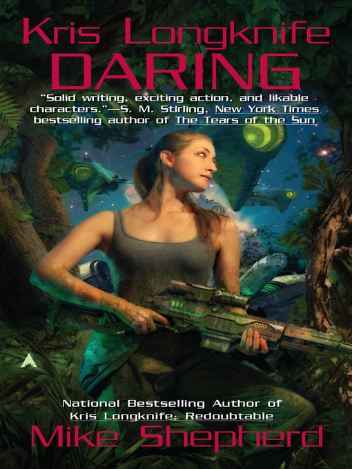 Title details for Daring by Mike Shepherd - Available