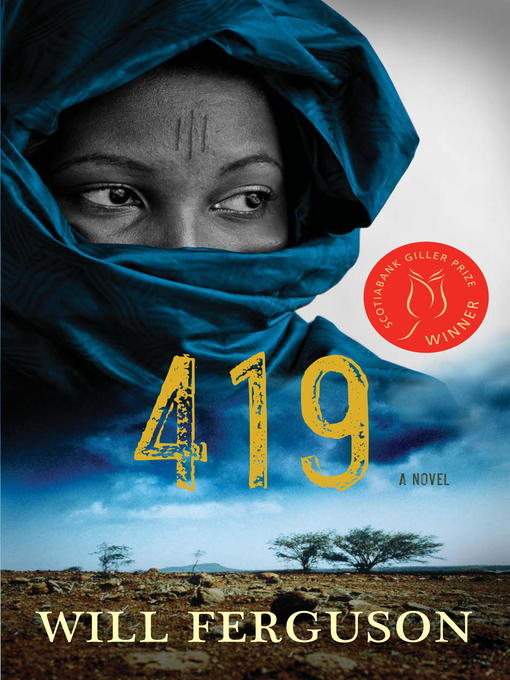 Title details for 419 by Will Ferguson - Wait list