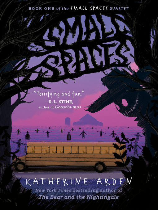 Title details for Small Spaces by Katherine Arden - Wait list