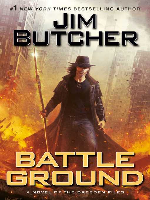 Title details for Battle Ground by Jim Butcher - Wait list
