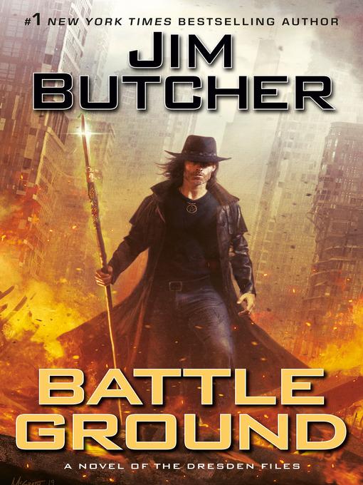 Battle ground a novel of the Dresden files