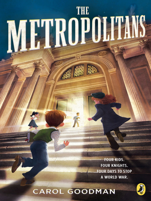Title details for The Metropolitans by Carol Goodman - Wait list
