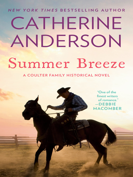 Title details for Summer Breeze by Catherine Anderson - Available