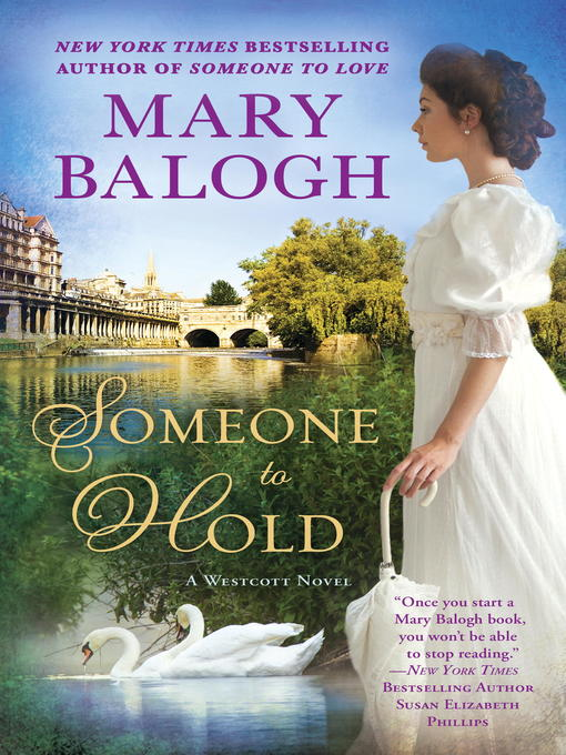 Title details for Someone to Hold by Mary Balogh - Wait list