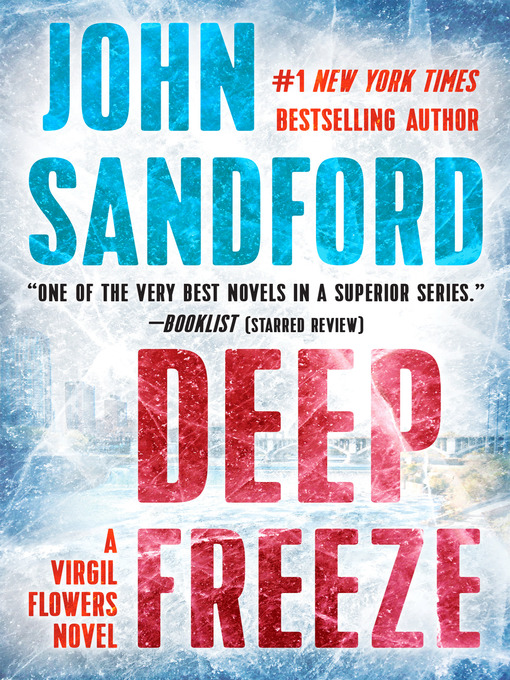 Title details for Deep Freeze by John Sandford - Wait list