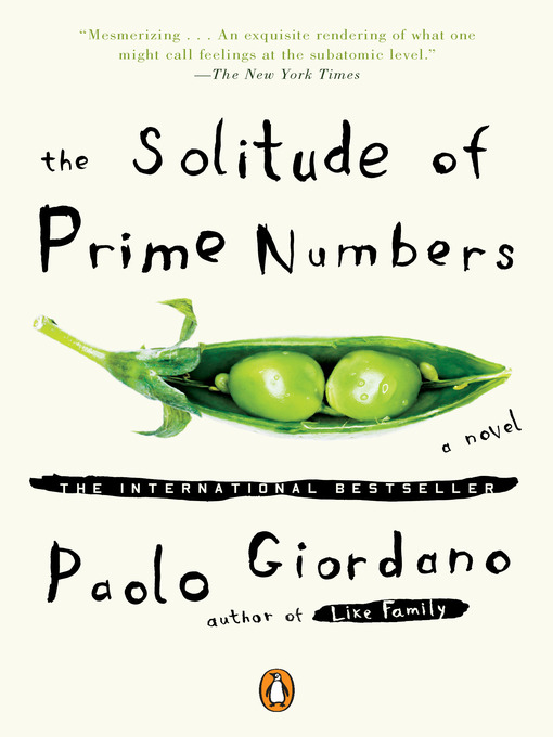 Title details for The Solitude of Prime Numbers by Paolo Giordano - Wait list