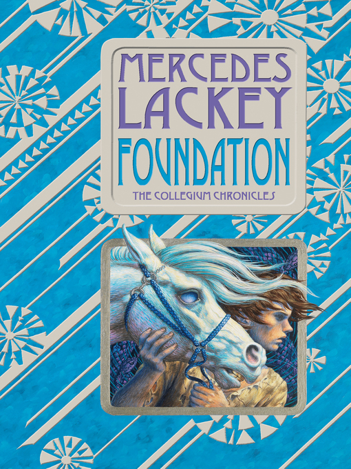 Title details for Foundation by Mercedes Lackey - Wait list