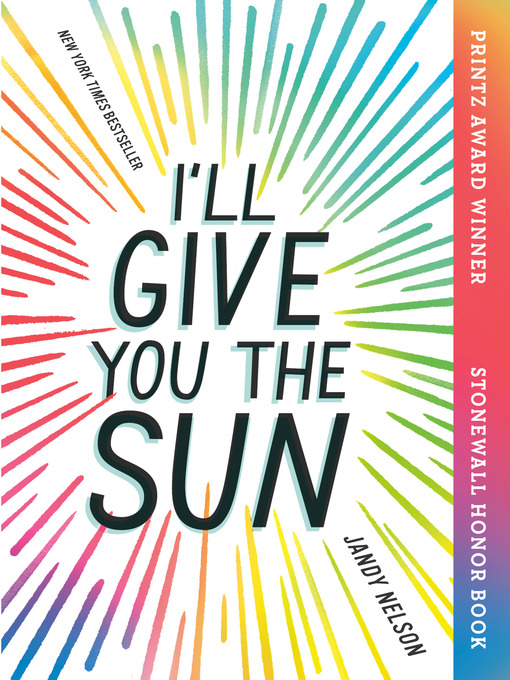Title details for I'll Give You the Sun by Jandy Nelson - Wait list