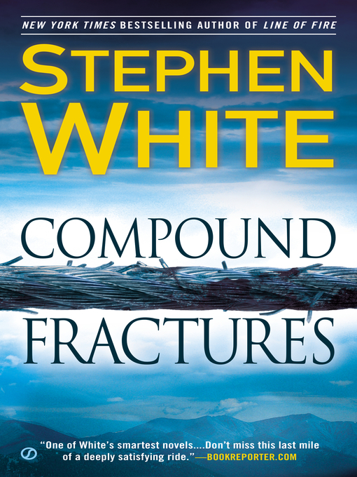 Title details for Compound Fractures by Stephen White - Wait list