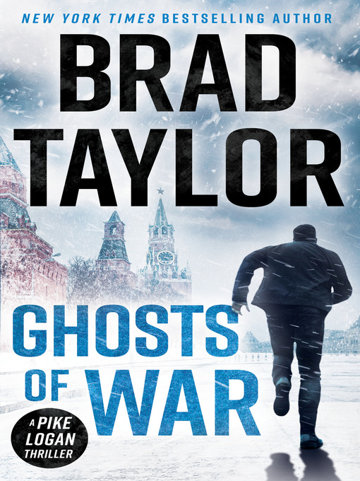 Title details for Ghosts of War by Brad Taylor - Wait list