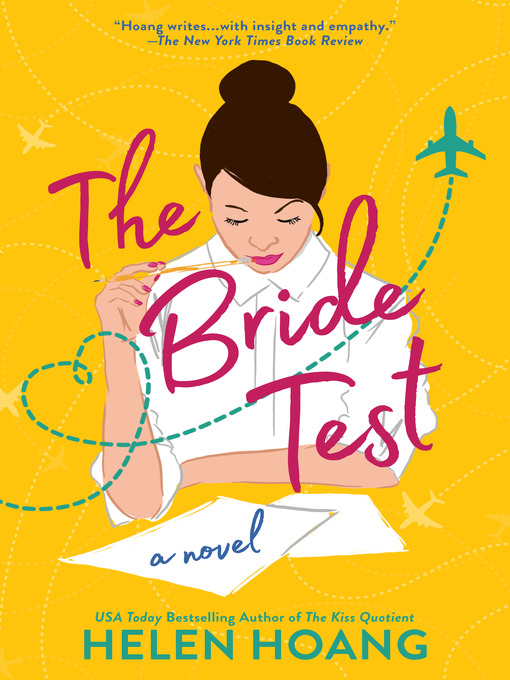 Title details for The Bride Test by Helen Hoang - Wait list