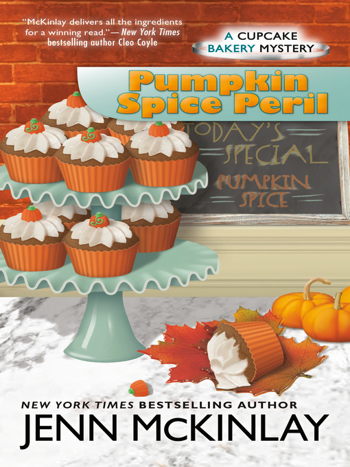 Title details for Pumpkin Spice Peril by Jenn McKinlay - Available