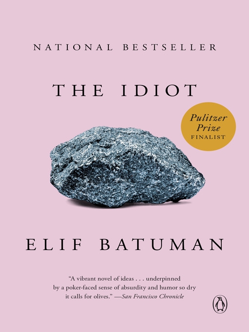 Title details for The Idiot by Elif Batuman - Available