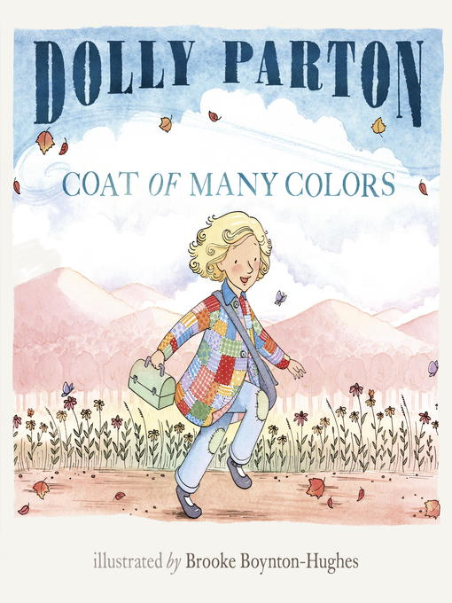 Title details for Coat of Many Colors by Dolly Parton - Wait list